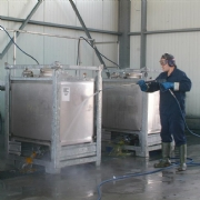 IBC cleaning & Truckwash