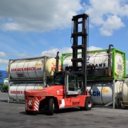 Tankterminal-Ghent (TTG) opens its depot for unaccompanied cleaning.