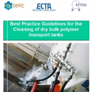 Best Practice Guidelines for the Cleaning of dry bulk polymer transport tanks.